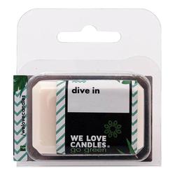 Duftwachs Go Green - Dive in 15g
