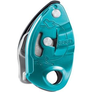 Petzl GRIGRI 3 – Sicherungsgerät, Farbe: blau