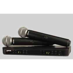 Wireless Mikrofonsystem Shure BLX288E/SM58 T11