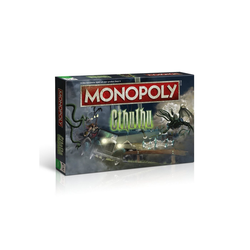 Winning Moves Spiel, Brettspiel Monopoly Cthulhu