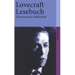Lovecraft Lesebuch als Taschenbuch von H. P. Lovecraft
