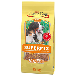 (1,40 EUR/kg) Classic Dog Classic Supermix 15 kg