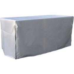 Grasekamp Schutzhülle zu XXL Kissenbox Auflagenbox  Gartenbox Truhe PVC Gewebe