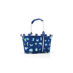 REISENTHEL® Kindergartentasche, reisenthel carrybag XS kids Kinder-Korb Einkaufs-Korb Kindergarten-Tasche blau