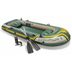 Intex Seahawk 4 Schlauchboot Set