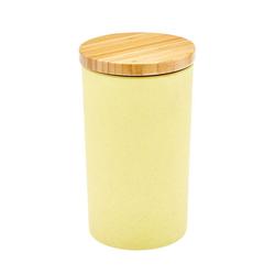 Magu Vorratsdose Vorratsdose rund 20 cm gelb