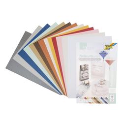 Folia Designpapier Perlmutt, 13 Blatt