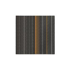 Teppichfliese Sarajevo, Kubus, Quadratisch, Höhe 5.5 mm, einfach zu verlegen schwarz