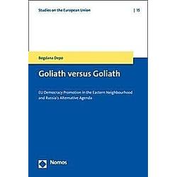 Goliath Versus Goliath. Bogdana Depo  - Buch