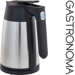 GASTRONOMA Wasserkocher 16130292 Thermo Edelstahl Wasserkocher 1,70 Liter 2200 Watt, 1.70 l, 2200 W