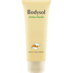 BODYSOL Aroma Duschgel Milch und Honig 100 ml