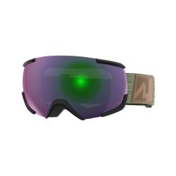 Marker - 16:10+ Black W/Green Plasma Mirror - Skibrillen