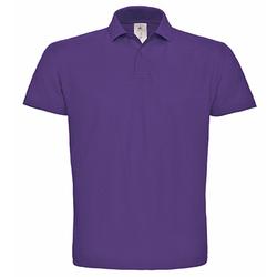 Polo ID.001 / Unisex | B&C Purple 3XL