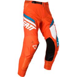 Leatt GPX 4.5 V20 Pants, blue-orange, Größe 48