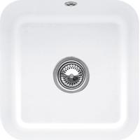Villeroy & Boch Cisterna 50 weiß alpin + Handbetätigung