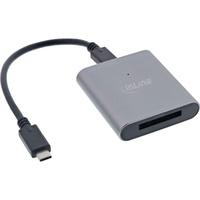 InLine Card Reader USB 3.2 Gen.2 USB-C oder USB A, für CFexpress Karten