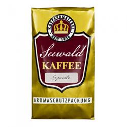 """Gemahlener Kaffee Seewald Kaffeerösterei """"Kaffee Speciale"""" (Filterkanne, Karlsbader Methode), 500 g"""