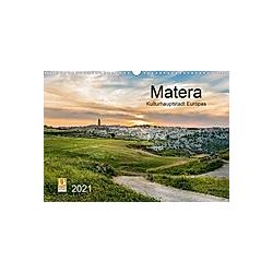 Matera (Wandkalender 2021 DIN A3 quer)