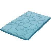 Kleine Wolke Kleine Wolke, Badteppich Soapy Wasserblau, 60 x 90 cm