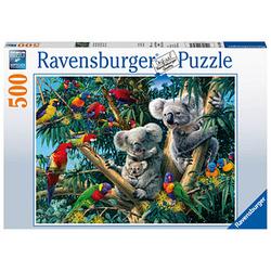 Ravensburger Koalas im Baum Puzzle 500 Teile