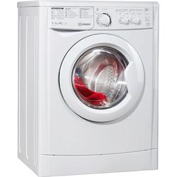 Indesit Waschtrockner EWDC 6145 W DE, 6 kg/5 kg, 1400 U/Min