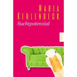 Suchtpotenzial als Buch von Maria Kehlenbeck