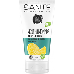 MINT LEMONADE Bodylotion Bio-Limone & Minze