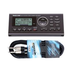 Tascam Metronom Tascam GB-10 Trainer Recorder für Gitarre + Kabel