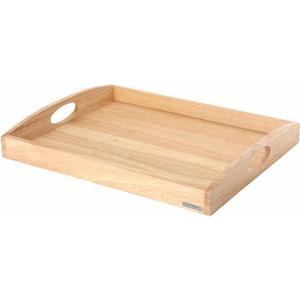 Continenta Tablett, Holz, (1-tlg), Handarbei