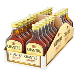 Chantre Weinbrand 36,0 % Vol. 100 ml, 24er Pack