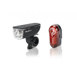 XLC Fahrradbeleuchtung XLC Beleuchtungsset CL-S11
