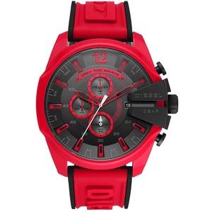 Diesel Mens RED Watch