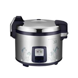 Cuckoo Reiskocher, 1460 W, CR-3021 Premium Gastronomie Catering-Reiskocher 5400ml 1460W, Warmhaltefunktion, 30 Portionen