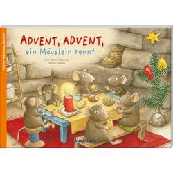 Advent Advent ein Mäuslein rennt