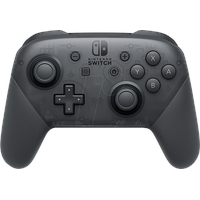 Nintendo Switch Pro Controller schwarz