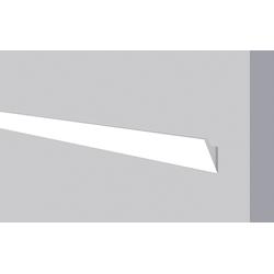 Decoflair Zierleiste Lichtleiste CL12, für indirekte Beleuchtung