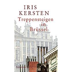 Treppensteigen in Brüssel. Iris Kersten  - Buch