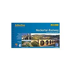 Neckartal-Radweg - Buch