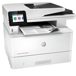 HP LaserJet Pro MFP M428fdw 4 in 1 Laser-Multifunktionsdrucker weiß