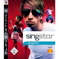 PS3 Singstar Vol.1 (Standalone)