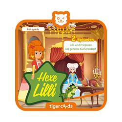 tigercard - Hexe Lilli - Wird Prinzessin & Das geheime Kuchenrezept