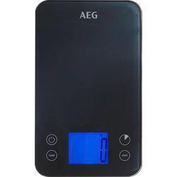 AEG Küchenwaage ABKS1, (1-tlg), mit Bluetooth und App-Funktion