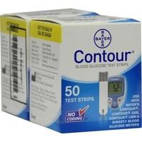 Emra-Med Contour Sensoren Teststreifen 100 St.