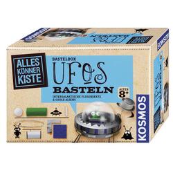 Ufos basteln, Bastelbox