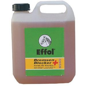 Effol Bremsen Blocker, 2500 ml Liter gegen Fliegen, Bremsen. Mücken   Bremsenblocker EFFOL