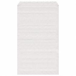 Papierflachbeutel weiß 13 x 19 cm, 2000 Stk.