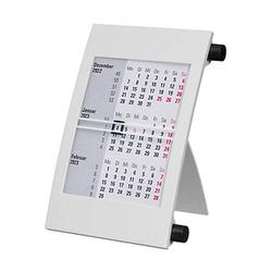 Tischkalender Drehkalender 2022/2023 weiß/schwarz