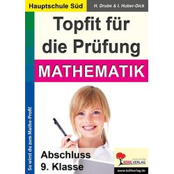 Topfit für die Prüfung - Mathematik: eBook von Heiko Drube