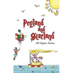 Pegland and Starland als Buch von J. M. Vignes-Dumas