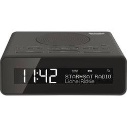 TechniSat DigitRadio 51 Radiowecker DAB+, UKW AUX Anthrazit